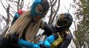 Ninja Special Agent Justy Wind vs. Evil American Comic Books Characters Vol.1005