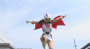 [OVER-15] Super Heroine Violence - Science Team Bird Soldier White006