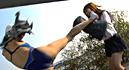 Tokyo Ballistic War Vol.1 - Cyborg High School Girl VS. Cyborg Beautiful Athletes [Rated-15]016