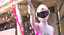 Burning Action Super Heroine Chronicles - Pink Force SP3003
