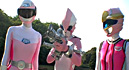 Burning Action Super Heroine Chronicles - Pink Force SP3019