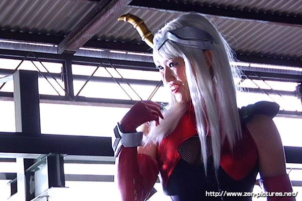 超光戦隊エナジーファイブ外伝 悪の王女 カルマ | zen ...