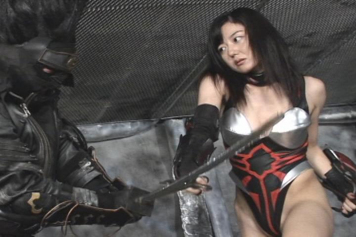 Japanese Superheroines Peril