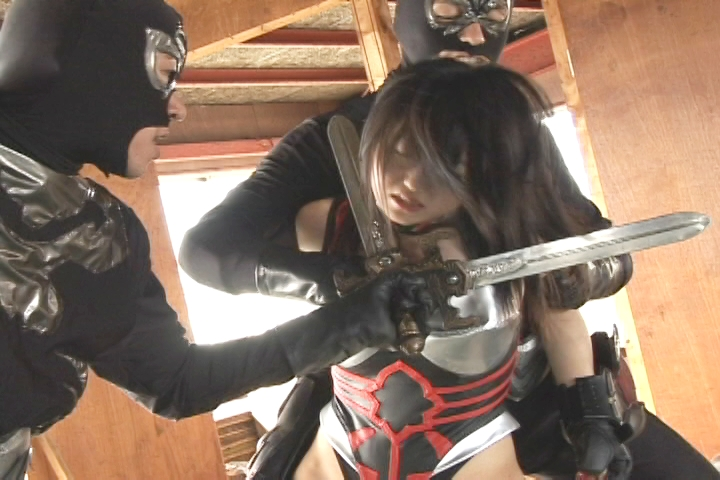 Japanese Heroine Peril