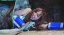 Hyper Sexy Heroine Galaxy Detective Stella019