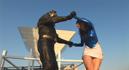 Super Heroine Saves the Crisis !! Deserter - Blue Despair -005