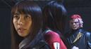 Super Heroine Saves the Crisis !! Deserter - Red Hope015