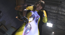 Idol Squadron Triple Lancers - The Lancer Suit Destroyed015