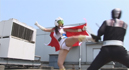 [OVER-15] Super Heroine Violence - Science Team Bird Soldier White004