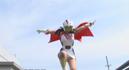 [OVER-15] Super Heroine Violence - Science Team Bird Soldier White006