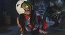 [OVER-15] Super Heroine Violence - Science Team Bird Soldier White008