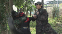 Female Combatants Story - Infiltration003