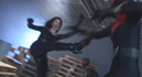 Female Combatants Story - Escape006