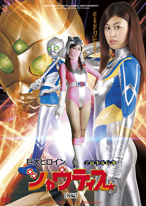 Big Heroine(R)Space Girl Legend Shawtis Vol.2