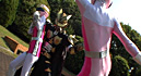 Burning Action Super Heroine Chronicles - Pink Force SP3012