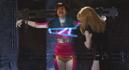 Burning Action - Superheroine Chronicles - Battle Zone015