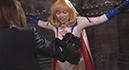 Burning Action Super Heroine Chronicles 33 White Super Woman Power Angel010