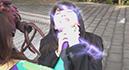 Burning Action Super Heroine Chronicles 33 White Super Woman Power Angel018