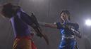 Burning Action Super Heroine Chronicles 34 International Crime Investigator Meifa010