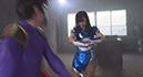 Burning Action Super Heroine Chronicles 34 International Crime Investigator Meifa011
