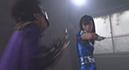 Burning Action Super Heroine Chronicles 34 International Crime Investigator Meifa012