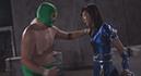 Burning Action Super Heroine Chronicles 34 International Crime Investigator Meifa015