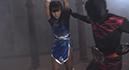 Burning Action Super Heroine Chronicles 34 International Crime Investigator Meifa018