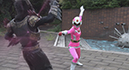 Burning Action Super Heroine Chronicles 35 -Gingasaijor 020