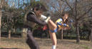 Sexual Dynamite Heroine 06 Fighter of the Sun Leona004