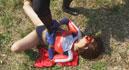 Sexual Dynamite Heroine 09 Spandexer R016