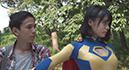 Heroine Pinch Omnibus 19 Fighter of the Sun Leona  -Summer Holiday Genie  Syukudain 002
