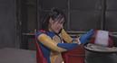 Heroine Pinch Omnibus 19 Fighter of the Sun Leona  -Summer Holiday Genie  Syukudain 008