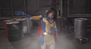 Heroine Pinch Omnibus 19 Fighter of the Sun Leona  -Summer Holiday Genie  Syukudain 011