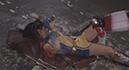 Heroine Pinch Omnibus 19 Fighter of the Sun Leona  -Summer Holiday Genie  Syukudain 015