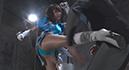 Sexual Dynamite Heroine 23  Battle of Death  -International Crime Agent Meifa013