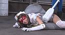 Sexual Dynamite Heroine 26 - JOLYFINE -Battle with Cleaning Genie017