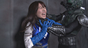 Earth Fighter -Blue Mermaid VS Female Cadre Mistress Rozenda007