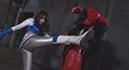 Earth Fighter -Blue Mermaid VS Female Cadre Mistress Rozenda017