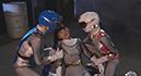 Ninja Special Agent Justy Wind -The Ninja War 008