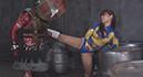 Fighter of the Sun Leona -Meat Genie Carnival 027