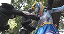 Heroine Sexy Pinch -Sailor Guardian  Layla007