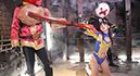 [VR] Fighter of the Sun Leona -Genie's Revenge005