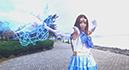 Damaging Heroine 05 -Sailor Hermes AQUA 002