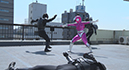 Damaging Heroine 10 -Sairanger -Scramble Change! Search for Dark Rats the Second!  001
