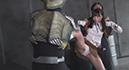 Damaging Heroine 11 Female Space Police Alice001