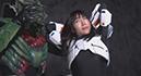 Damaging Heroine 11 Female Space Police Alice018