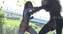 Damaging Heroine 12 Spandexer Cosmo Angel010