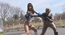 Damaging Heroine 18 -T Frontier -The Planet General 002