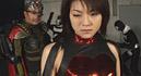 Demonic Heroine In Peril !! Outsider Edition006