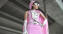 Super Heroine Jr. Saves the Crisis !! Beautiful Soldier Aurora Pink001